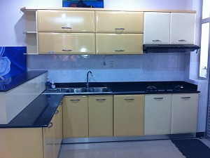 Nice apartment 2br for rent in Sky Gardern Phu My Hung