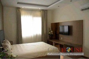 Nice Apartment for rent in Binh Thanh District, The Morning Star Plaza, $700