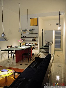 Nice Serviced Apartment for Rent in District 1, Fully Furnished, $1000