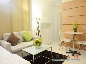 Nice studio serviced apartment