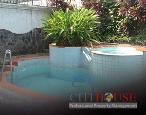 Nice Villa 4 beds, 400 Sqm, Swimming Pool for lease in Dist 2, $2800