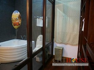 Nice Villa for Rent in Binh Thanh Dist, No Trang Long st, $1100