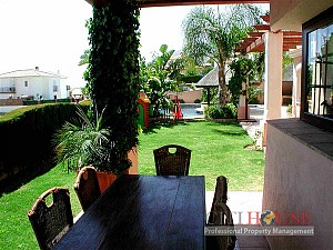 Nice Villa in Phu My Hung Area, District 7 for Lease, Fully Furnished, $3200