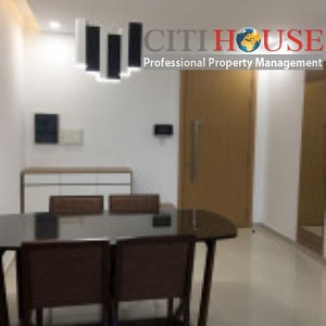 One bedroom apartment for rent in Vista Verde, Thanh My Loi, District 02