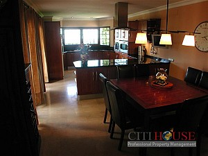 Phu My Hung Villa for Rent in District 7, Luxurious Decoration, $4000