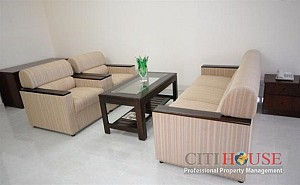 Phuc Yen Apartment for Rent in