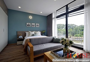 Premium serviced apartment for