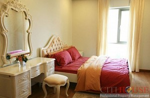 Saigon Pavillon Apartment for rent, 2 beds, Euroupean Style, $2000