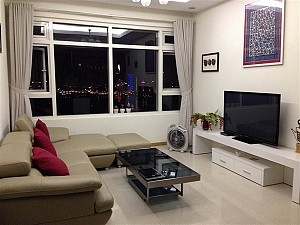Saigon Pear apartment 2br with