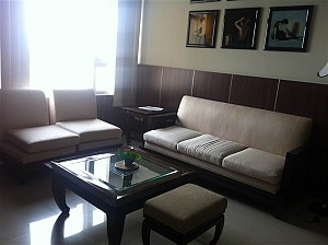 Saigon Pearl 2bedroom