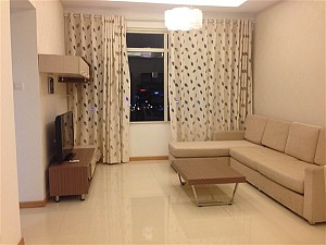 Saigon Pearl 2br for lease on