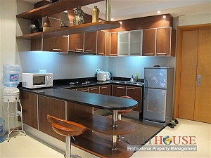 Saigon Pearl Apartment for rent, Nice furnished, 2 beds, $950
