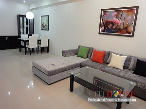 Saigon Pearl apartment for
