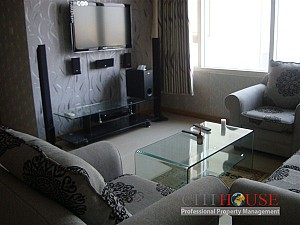 Saigon Pearl for rent in Binh Thanh Dist, Nice decoration, hot price: $950