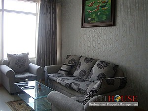 Saigon Pearl for rent in Binh