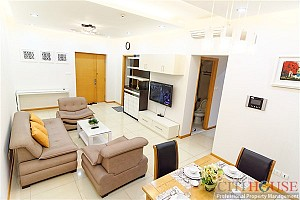 Saigon Pearl for rent, Nice