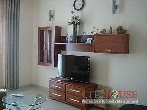 Satra Apartment for rent, Phu Nhuan Dist, 7th floor, $900