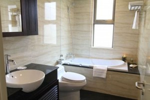 Satra Exim Apartment 3 beds for Lease,Luxury decoration, Brand new, $1250