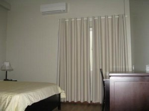 Satra Exim apartment for rent with 3 beds, Simple decoration, $1000