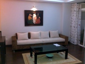 Satra Exim Plaza Apartment for