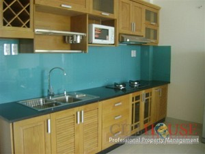 Serviced Apartment for Rent in District 1, Near Tan Dinh Market, $850