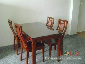 Serviced Apartment for rent in District 1, near Hai Ba Trung street,2 beds, fully furnished, $800