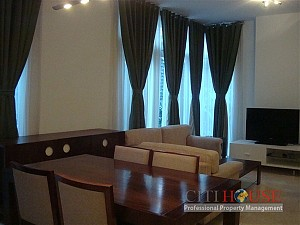 Serviced Apartment on Phung Khac Khoan street, District 1, Modern Design, $2000