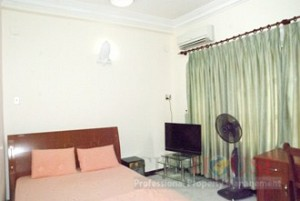 Serviced Studio Apartment for