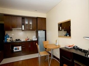 Studio for rent in The Lancaster, District 1, Fully furnished, $1500
