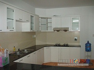 Stylish Apartment for Rent in Phu Nhuan District, PN Techcons buiding, $850