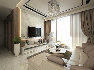 Sunwah Pearl apartment for