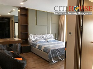 Superior four bedrooms apartment for rent in Vinhomes Central Park