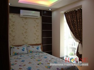 The He Moi Apartment for Rent in District 1, Ho Hao Hon St, $800