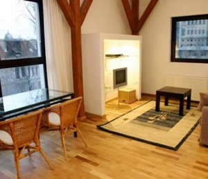 The Lancaster Apartment for Rent in District 1, 2 beds, Center city, $1800