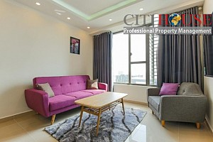 The Tresor apartment for rent, fully furnished two bedrooms on high floor