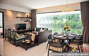 The View Riviera Point three bedrooms apartment for rent with luxury furniture