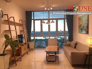 The Vista An Phu apartment for