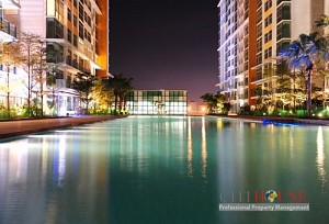 The Vista Apartment For rent in District 2, high standard, River View, $1300
