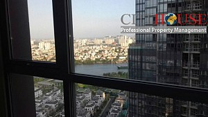 Three bedrooms apartment for sale in Vinhomes Central Park, foreigner clients can buy