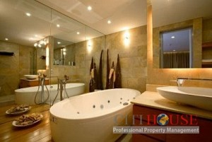 Thuan Viet Apartment for Rent in District 11, 2beds, $650