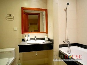 Thuan Viet Apartment in District 11 for Rent, 121 sqm, High Floor, $700