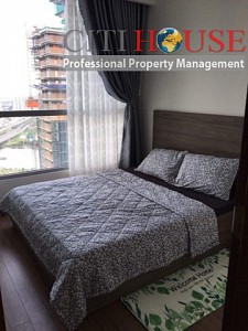 Two bedrooms apartment for rent in Vinhomes Central Park, Nguyen Huu Canh Street