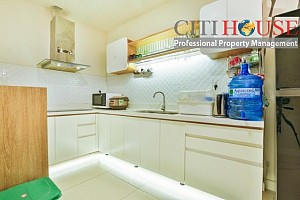 Two bedrooms apartment for rent in The Sun Avenue in Thu Thiem, D2