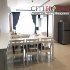 Two bedrooms apartment for rent Sky Center closed to Tan Son Nhat airport