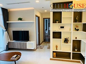Two bedrooms apartment for