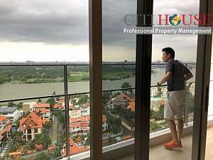 Unfurnished 2BR apartment for