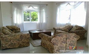 Villa for Rent in Phu Gia Compound, 360sqm, Swimming Pool, $3500