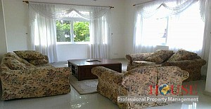 Villa for Rent in Phu Nhuan District, 6 bedrooms, full furniture, $2800