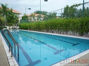 Villa for Rent on Nguyen Van Huong st, District 2, fully furnished, $3500
