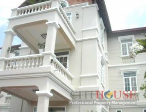 Villa for rent at An Phu Area,